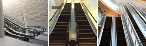 Escalators / Moving Sidewalks
